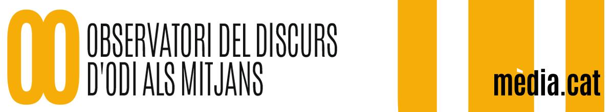 Observatori del Discurs d'Odi als Mitjans logo