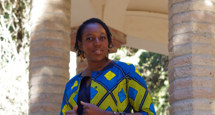 La comunicadora i activista Desirée Bela-Lobedde. Foto: Aina Pazo Hervera