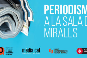 Taula rodona: Periodisme a la sala de miralls