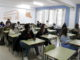 Grup d'alumnes a l'aula d'un institut. Foto: Laura Cortés, ACN.