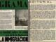 El número 1 de la revista 'Grama', aparegut l'any 1969. Foto: Gramenet Imatges / Manuel Arenas.