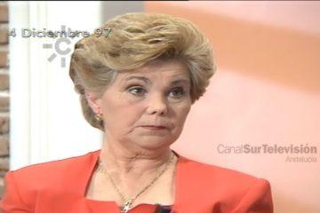 El cas d'Ana Orantes, que va ser assassinada pel seu marit després d'explicar el seu cas a la televisió, va ser un detonant per l'inici d'un recompte de víctimes de violència masclista. Foto: Canal Sur.
