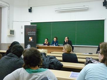 Debat sobre la cobertura del Pla de Bolonya i les mobilitzacions estudiantils