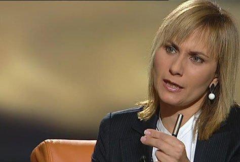 La periodista Mònica Terribas.