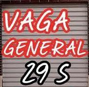 Vaga general 29S
