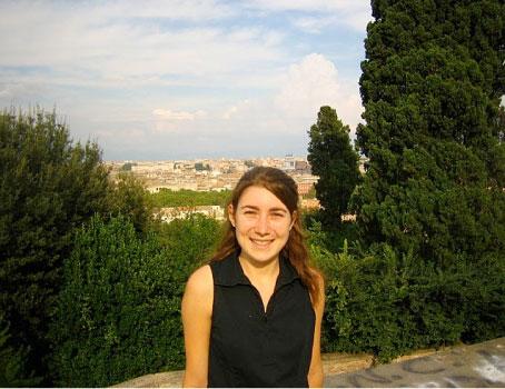 Margaret Luppino, cap de redacció d'In Transit.