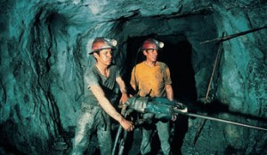 miners xile