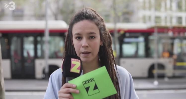 Fotograma del programa Mood Z de TV3.
