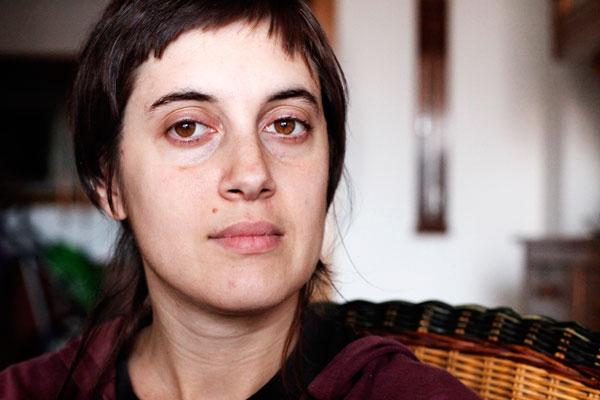 Serena Corsi, periodista italiana.