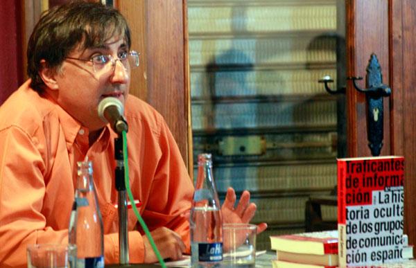 Pascual Serrano, periodista valencià.