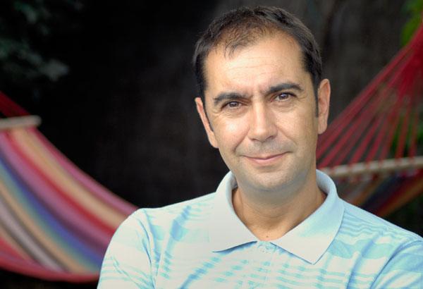 Carles Solà, periodista de TV3.