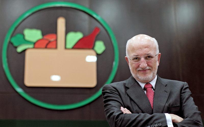 Juan Roig, de Mercadona.