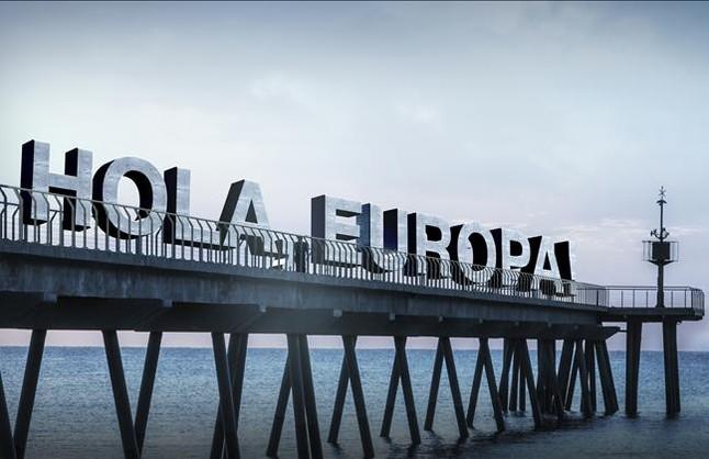 "Documental ""Hola, Europa"", emès per TV3."