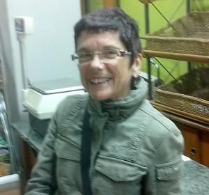 Teresa Toda, subdirectora d''Egin', empresonada durant sis anys.