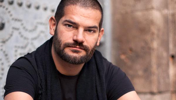 El periodista David Segarra. Foto: Helena Olcina.