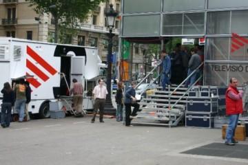 Programació especial de TV3.