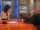 Lídia Heredia entrevista Xavier Vinader a 'Els Matins', el febrer de 2015. Imatge: CCMA.