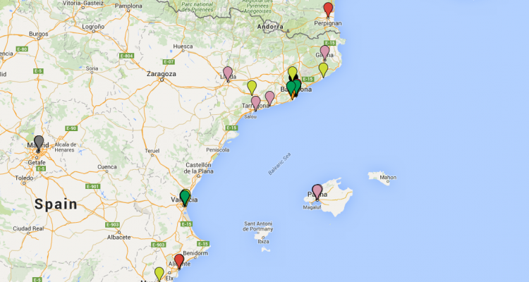 censura als Països catalans