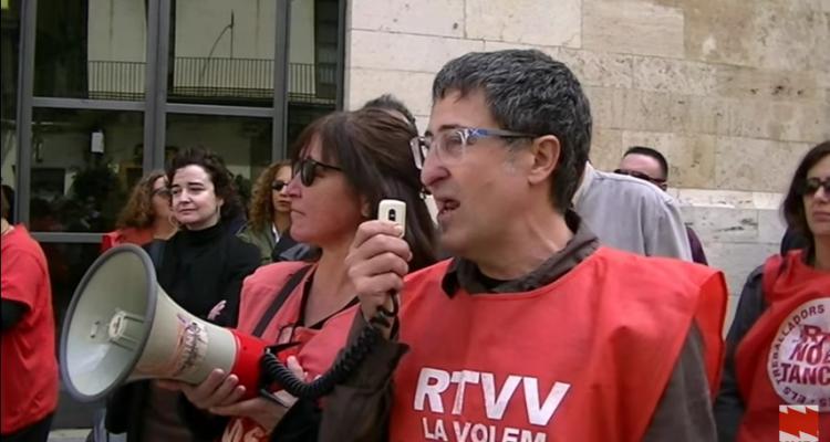 treballadors de rtvv