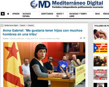 MDAG 365x292 - Anna Gabriel i el còctel explosiu del 'clickbait' i els prejudicis ideològics