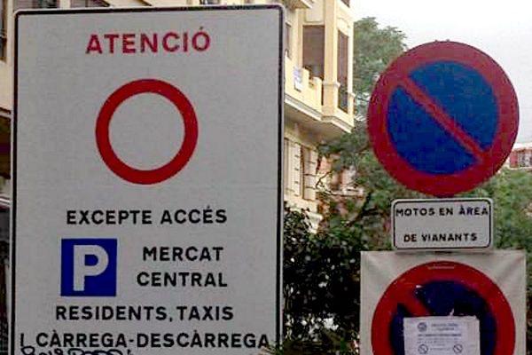 senyals de trànsit ètica