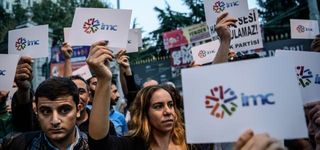 mitjans kurds