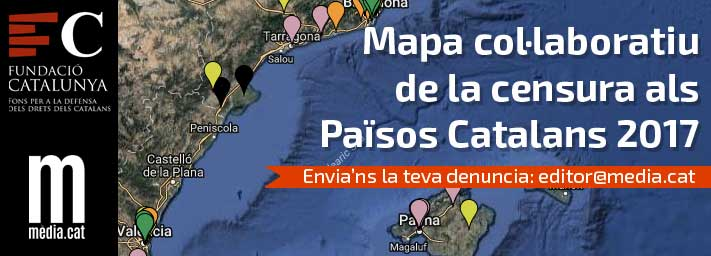 Mapa de la Censura
