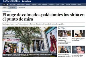 La Vanguardia pakistanesos comunitat pakistanesa