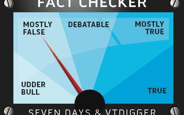 Fact checking.