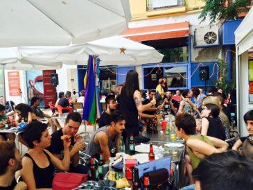 Celebració del 28-J a Lleida. Foto: 'Colors del Territori'