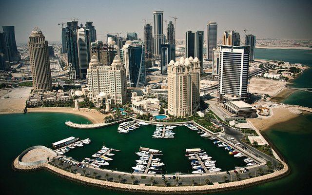 Doha, Qatar. Foto: Shell.