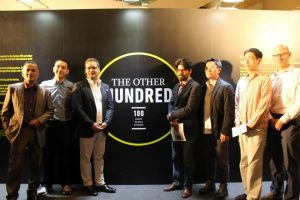 "Presentació de ""The Other Hundred"" a Hong Kong, l'any 2013."