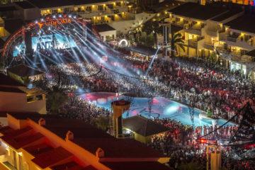 Festa a Ushuaia, a Eivissa. Foto: Roberto Castaño.