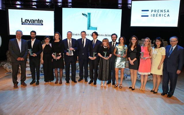 levante prensa iberica premios