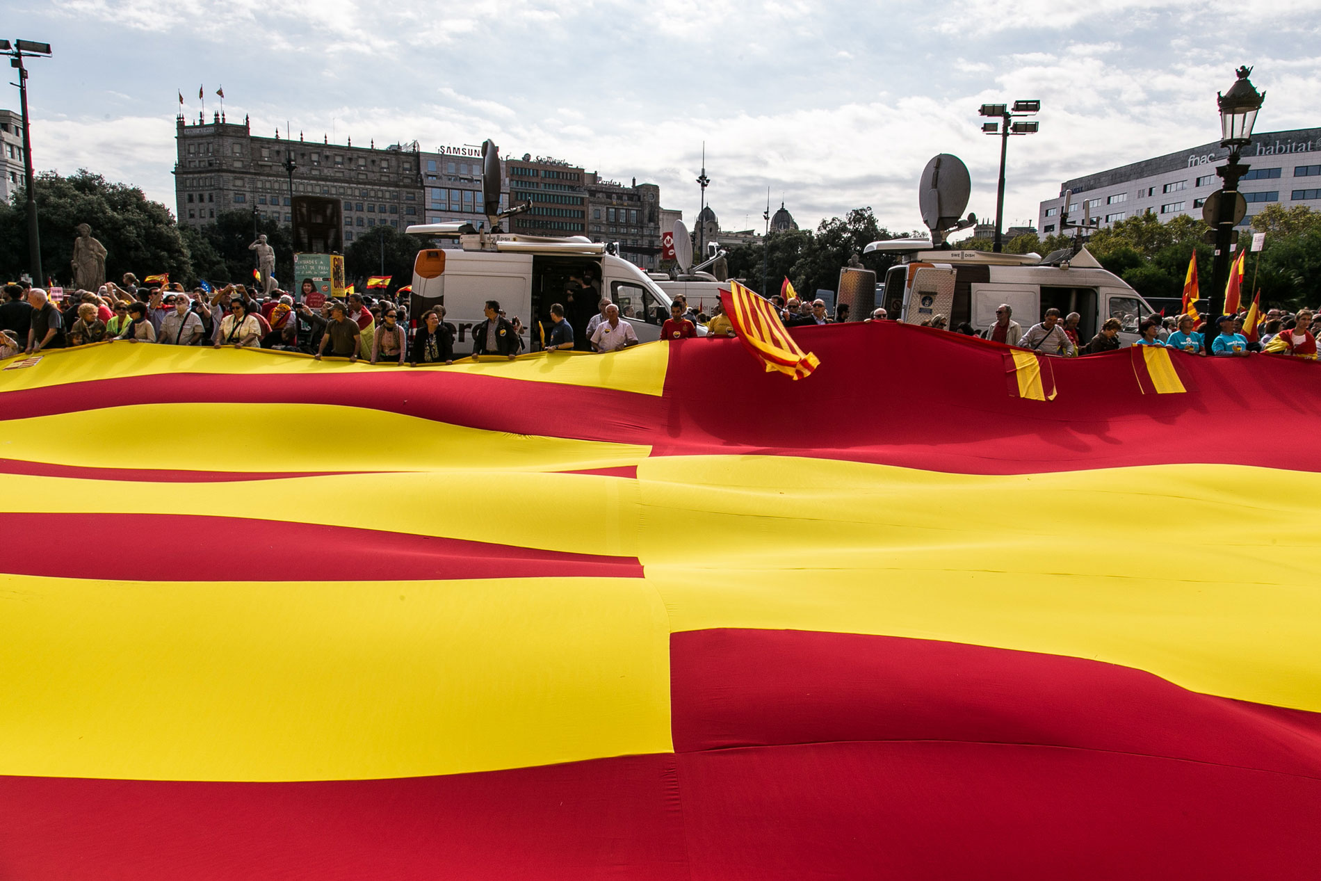 In Spain's name