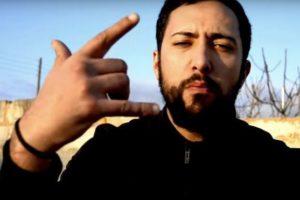 El raper Valtonyc ha estat condemnat a tres anys i mig de presó.