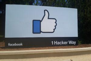 Oficines de Facebook a Menlo Park, Califòrnia, EUA.