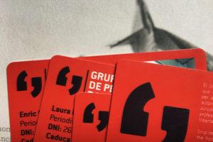 Carnets de premsa del Grup Barnils. Foto: Grup Barnils.