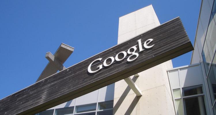 L'edifici de la cafeteria a la seu de Google, l'any 2006. Foto: Brionv / Flickr.