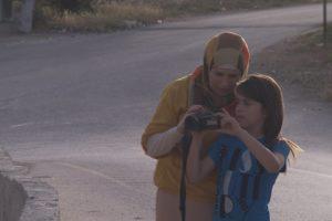Fotograma del documental Palestine.net, que es projectarà al Festival Protesta, que segueix les històries d'una nova generació de palestins que a través de les xarxes socials aconsegueixen arribar més enllà de les barreres físiques de l'ocupació.