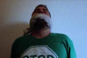El youtuber Alejandro García s'enfronta a dos anys i un dia de presó per coordinar el canal de Youtube 'Resistencia Films'. Imatge: Resistencia Films.
