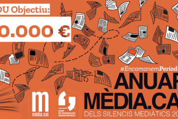 L'Anuari Mèdia.cat es planteja aconseguir 2.000 euros més per investigar la situació de les dones preses i fer més infografies i més anàlisi.