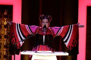 Netta Barziliai Eurovisio