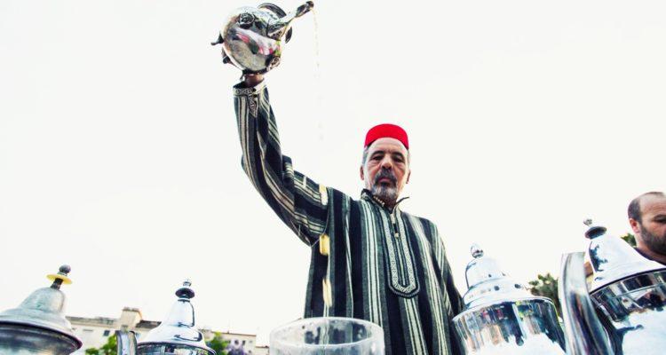 Celebració de la fi del dejú del Ramadà a Nou Barris l'any 2018. Foto: Ajuntament de Barcelona