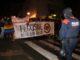 Manifestants antifeixistes protesten en contra la jornada formativa de VOX a Tarragona, el novembre de 2018. Foto: ACN / Mar Rovira.