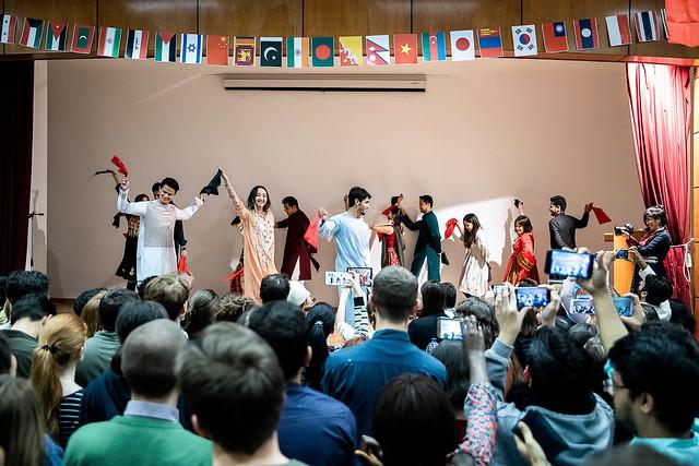 Festival cultural internacional celebrat al gener a la Universitat Central Europea, que tancarà properament el seu campus a Budapest per la persecució del règim d'Orbán. Foto: CEU, Zoltan Adrian (Kepszerkesztoseg)