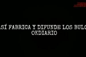 Vídeo sobre com fabrica les notícies falses OK Diario.