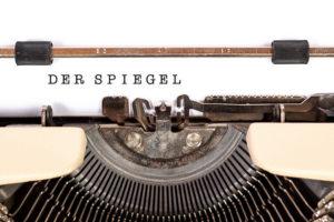 'Der Spiegel' va ser 'trending topic' a Twitter a causa de l'escàndol de Claas Relotius. Foto: Twitter trends 2019.