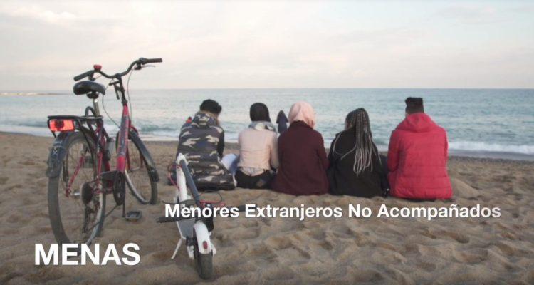 Alguns joves 'mena' parlen en aquest vídeo per desmuntar els rumors que pesen sobre el col·lectiu.