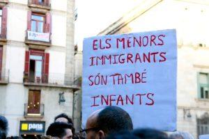 menors immigrants exmenas